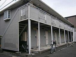 ウィステリア[2階]の外観