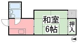 余戸駅 1.6万円