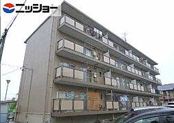 コーポ須ヶ口[1階]の外観