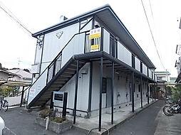大阪府茨木市中総持寺町の賃貸アパートの外観