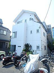 東京都江戸川区北葛西1丁目の賃貸マンションの外観