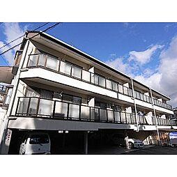 奈良県生駒市東生駒1丁目の賃貸マンションの外観