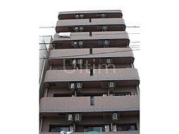 京都府京都市上京区伊勢殿構町の賃貸マンションの外観