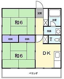 宮田町駅 3.6万円