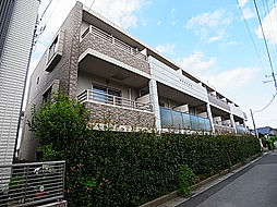 千葉県松戸市三矢小台2丁目の賃貸マンションの外観