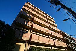 Arietta国立[4階]の外観