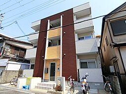 阪神本線 甲子園駅 徒歩8分の賃貸アパート