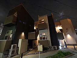 愛知県名古屋市西区鳥見町3丁目の賃貸アパートの外観