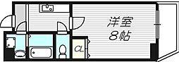 ETC清水駅前[3階]の間取り