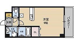 リセスコート2[2階]の間取り