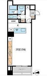 三番町3-3ビル[301号室]の間取り