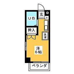 ベスト15[1階]の間取り
