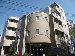 シンシア西大井[502号室]の外観