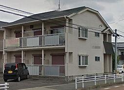 愛知県名古屋市天白区高宮町の賃貸アパートの外観