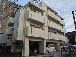 愛媛県松山市朝生田町5丁目の賃貸マンションの外観