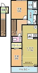 G−Style[2階]の間取り