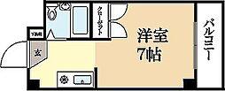 TomoNa[4階]の間取り