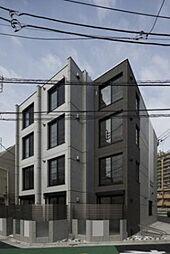 ブランシェ西新宿[402号室号室]の外観