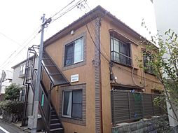 Palazetto 椎名町[2階]の外観