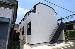 AXIS南柏[1階]の外観