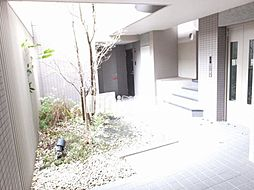 コート茶町[5階]の外観