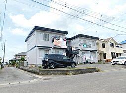 静岡県田方郡函南町肥田の賃貸アパートの外観