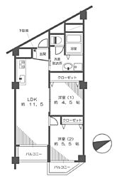 西川口ファミリーマンション