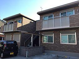 大阪府堺市西区浜寺石津町東4丁の賃貸アパートの外観