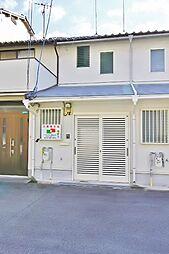 [一戸建] 大阪府大阪市住之江区西加賀屋3丁目 の賃貸【/】の外観