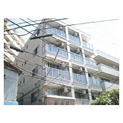 神奈川県横浜市鶴見区市場大和町の賃貸マンションの外観