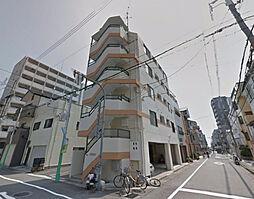 兵庫県神戸市須磨区大田町3丁目の賃貸マンションの外観