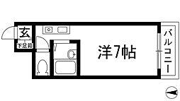 メゾン小花[2階]の間取り