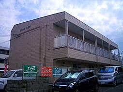 大阪府高石市西取石8丁目の賃貸アパートの外観