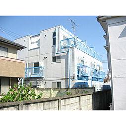 東京ボンプラーツ[305号室]の外観
