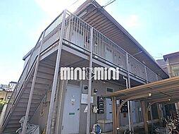 グリーンハイツ植田山B棟[2階]の外観