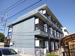 東京都福生市大字福生の賃貸マンションの外観