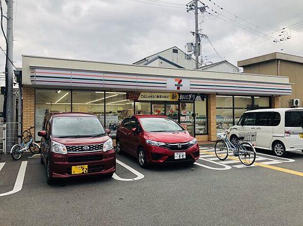 【コンビニエンスストア】セブンイレブン 京都御池御前店まで210m