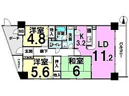 あびこ駅 2,780万円