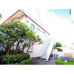 静岡県静岡市葵区二番町の賃貸アパートの外観