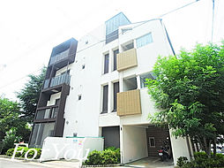 兵庫県神戸市東灘区御影本町6丁目の賃貸マンションの外観
