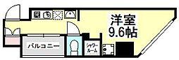 公高貴王ビル[8階]の間取り