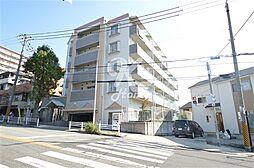 兵庫県神戸市長田区大塚町9丁目の賃貸マンションの外観
