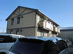 ブリックガーデン[2階]の外観