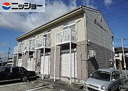 サクセスタウン岸岡B棟[1階]の外観