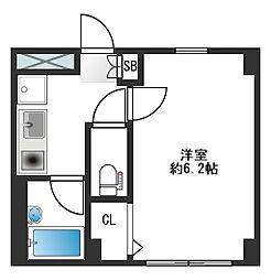 ソレイユ新桜台[103号室]の間取り