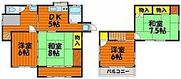 [一戸建] 岡山県倉敷市生坂丁目なし の賃貸【/】の間取り