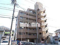 愛知県尾張旭市三郷町中井田の賃貸マンションの外観
