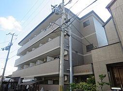 サンライズ柴田PartI[3階]の外観