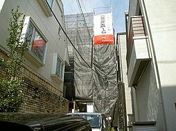 東五反田3丁目マンション[1階]の外観