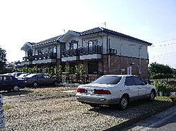 プーリヴァーA[1階]の外観